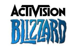 Le logo d'Activision Blizzard...