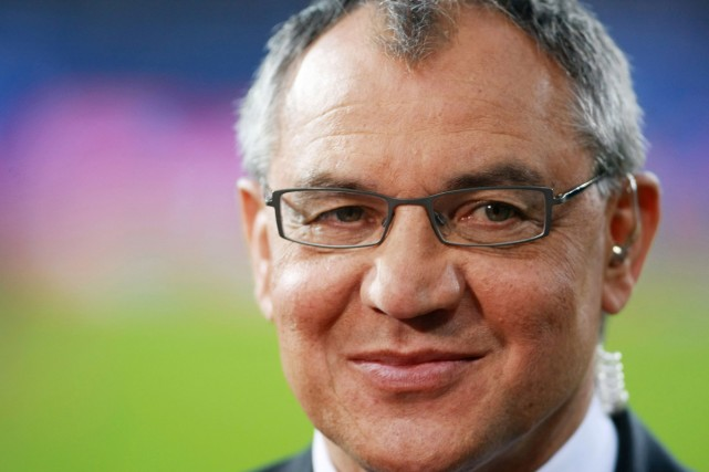 Felix Magath... (Photo:  AFP)