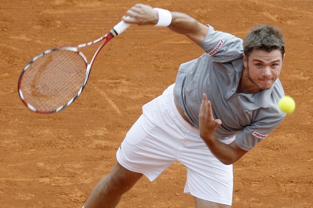 Stanislas Wawrinka... (Photo: AFP)