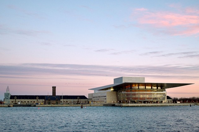 L'opéra de Copenhague.... (Photo: Office de tourisme de Copenhague)