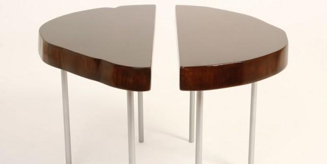 Cr er des meubles en bois sans tre b niste mich le laferri re design - Ebeniste designer meubles ...