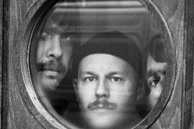 Du jour au lendemain, le trio pop suédois... (Photo fournie par Johan Bergmark)