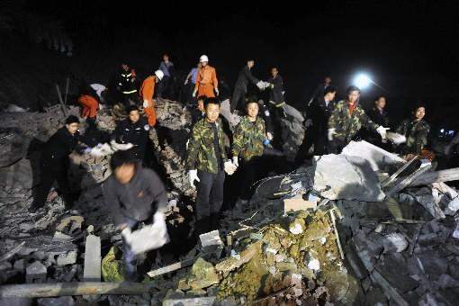 Une explosion dans un entrepôt d'une mine de charbon a fait au moins 18 morts,... (Photo: Reuters)