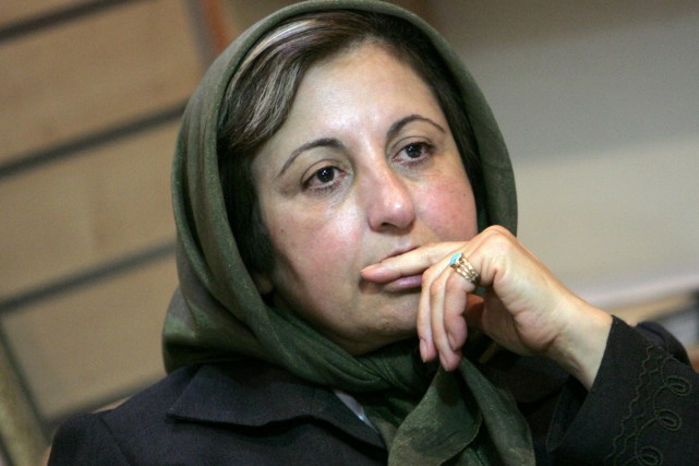 Shirin Ebadi... (Photo: Archives AFP)