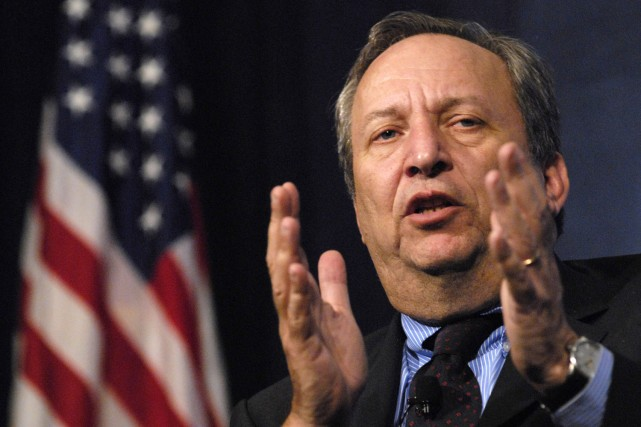 Larry Summers... (Photo: Bloomberg News)