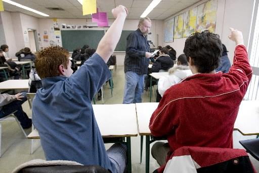 Le Tapis rouge 2.0 s'adresse principalement aux élèves... (Photo: Alain Roberge, La Presse)