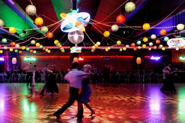 L'engouement pour la salsa, le tango et la... (Photo: Bernard Brault, La Presse)
