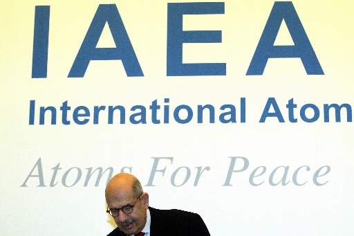 Mohamed ElBaradei... (Photo: AFP)