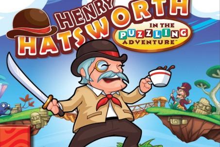 Extrait de Henry Hatsworth in the Puzzling Adventure...
