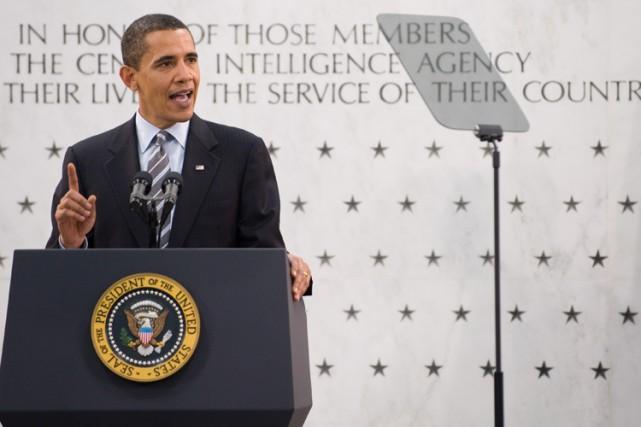 Le président Barack Obama a invoqué des «circonstances exceptionnelles» pour... (Photo: AFP)