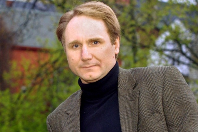 L'écrivain Dan Brown... (Photo: AP)