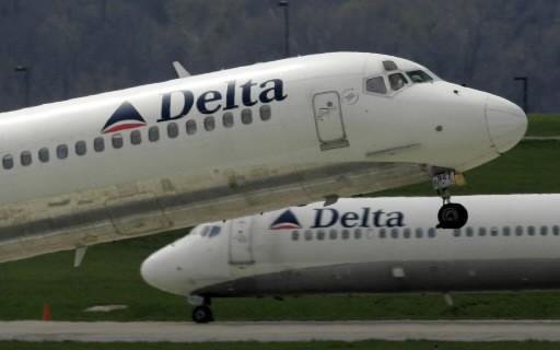 Le transporteur aérien américain a fait état mardi d'une perte nette de 794... (Photo: Associated Press)