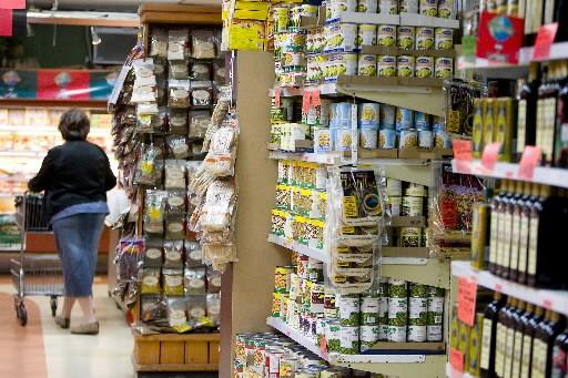 L'épicerie Métro Lussier franchit une autre étape dans sa politique verte.... (Photo: La Presse)