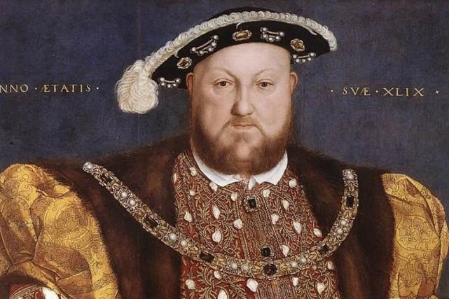Henri VIII, inspirateur de la légende de Barbe...