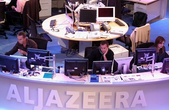 C'est la deuxième fois qu'Al-Jazira demande au CRTC... (Photo: AP)