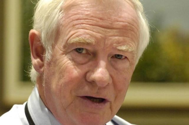 David Johnston, à qui le premier ministre Stephen Harper a demandé de définir... (Archives La Presse)