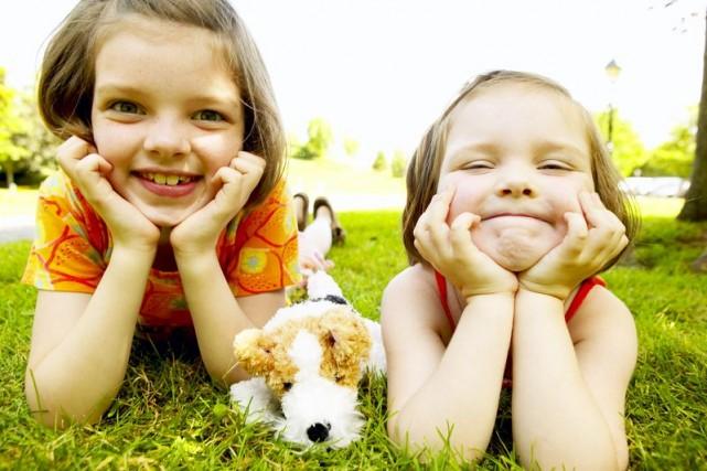 Les enfants les plus heureux d'Europe habitent aux Pays-Bas et en Scandinavie...