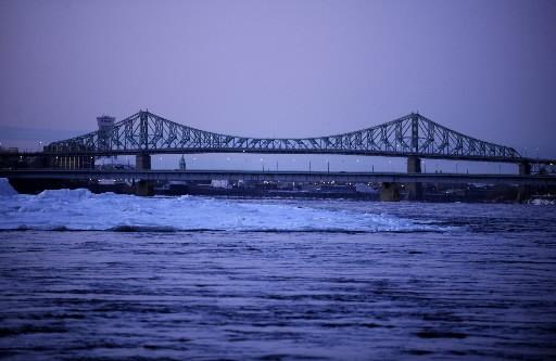 Le débit des plus grands fleuves de la planète a baissé en un demi-siècle,... (Photo: La Presse)