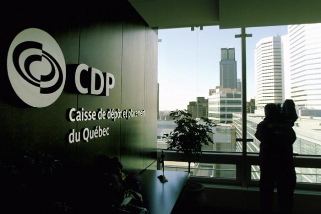 Le rapport annuel de 2008 de la Caisse de dépôt et placement du Québec est... (Photo: Archives La Presse)
