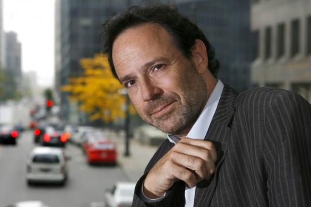 L'écrivain Marc Lévy... (Photo: Robert Mailloux, La Presse)