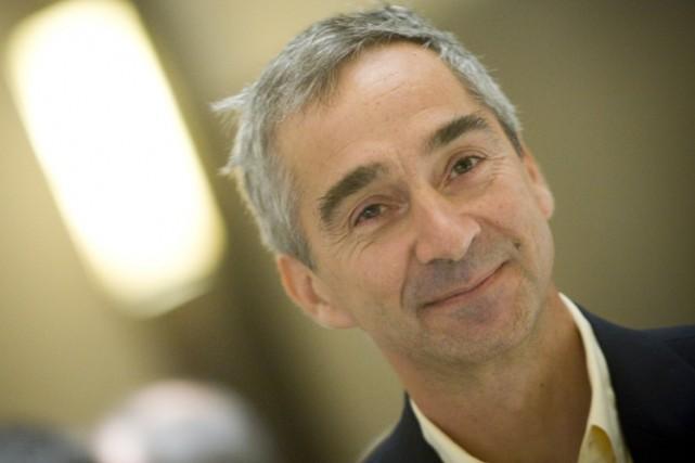 Le chef de la direction financière de l'entreprise,... (Photo: Ivanoh Demers, La Presse)