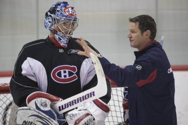 Carey  Price a reçu des conseils de... (Photo: André Pichette, La Presse)