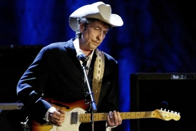 Bob Dylan... (Photo: Reuters)