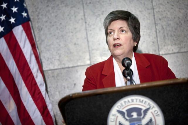 Janet Napolitano... (Photo: Bloomberg)