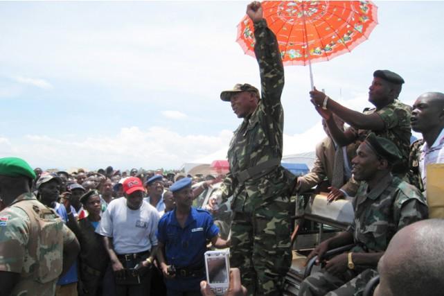 L'ex-leader des FNL, Agathon Rwasa.... (Photo: AFP)