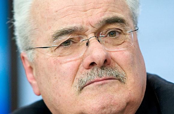 Fernand Perreault, ex-président par intérim de la Caisse... (Photo: Patrick Sansfaçon, La Presse)