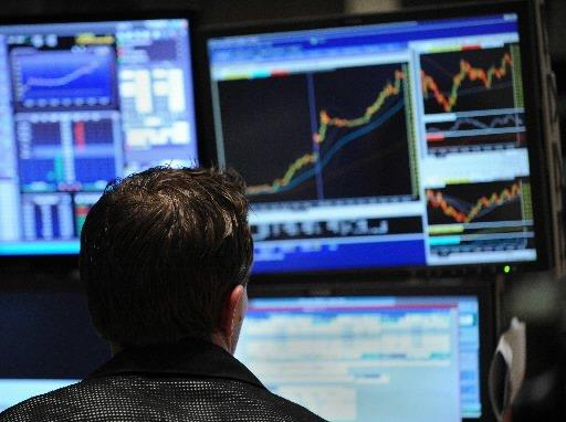 La récente hausse des indices n'a profité qu'aux négociateurs à court terme,... (Photo: archives PC)