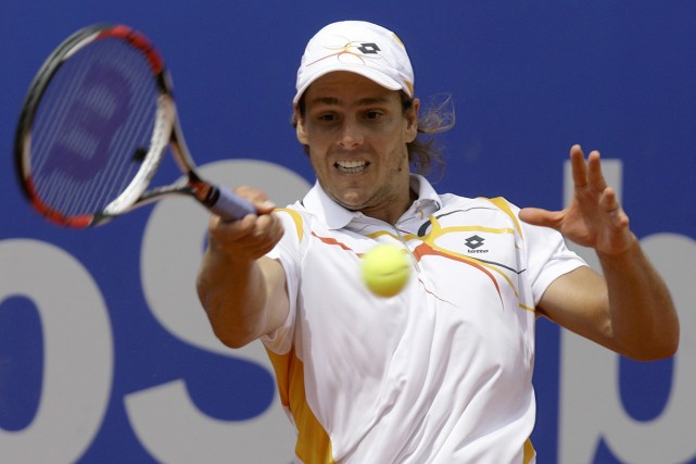 Gaston Gaudio... (Photo:  AFP)