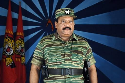 Velupillai Prabhakaran... (Photo: Bloomberg)