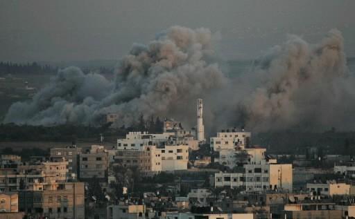 L'année 2008 a été «la plus sanglante» depuis 1948 pour les Palestiniens, avec... (Photo: AP)