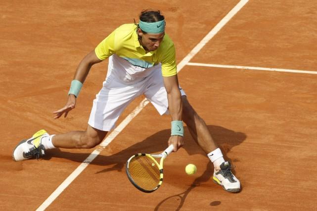 Rafael Nadal... (Photo: Reuters)