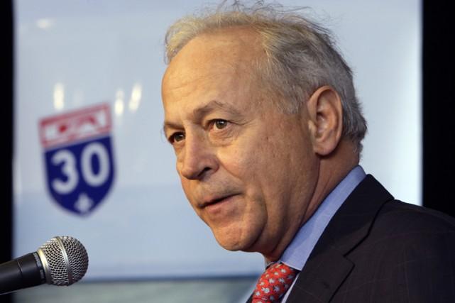 Le président du Groupe AGF, Serge Gendron... (Photo: Robert Mailloux, La Presse)