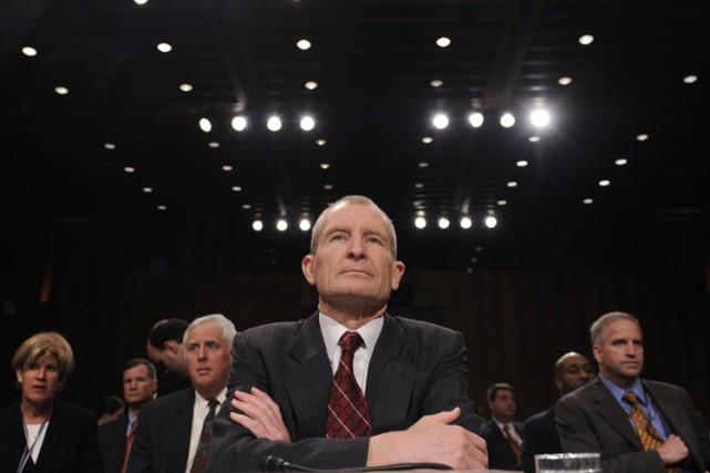 Le directeur du Renseignement, Dennis Blair, a admis... (Photo: AP)