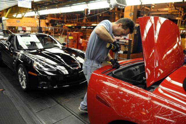 Le constructeur automobile américain General Motors (GM), confronté à un... (Photo: AP)