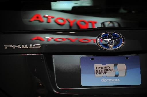 Le constructeur automobile japonais devait, selon certains experts du secteur,... (Photo: Agence France-Presse)