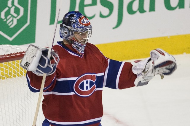 Carey Price... (Photo: Alain Roberge, La Presse)