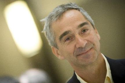 Patrick Pichette, chef des finances chez Google... (Photo: Ivanoh Demers, La Presse)