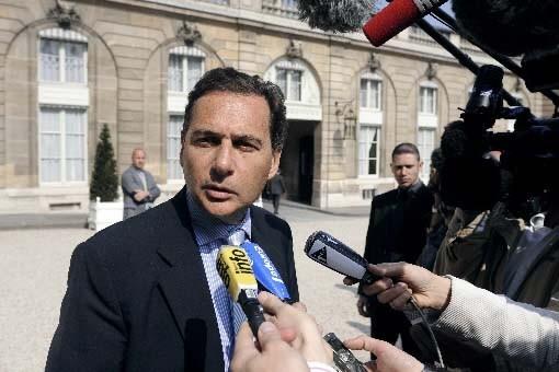 Le ministre français de l'Immigration, Eric Besson.... (Photo AFP)