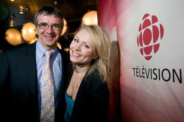 Le docteur Richard Béliveau et Mitsou présenteront une... (Photo: André Tremblay, La Presse)