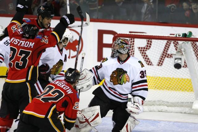 Les Flames ont remporté les deux matchs disputés... (Photo: PC)
