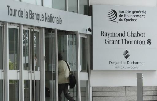Après avoir durement critiqué la «super SGF» de Bernard Landry, le gouvernement... (Photo: André Tremblay, La Presse)