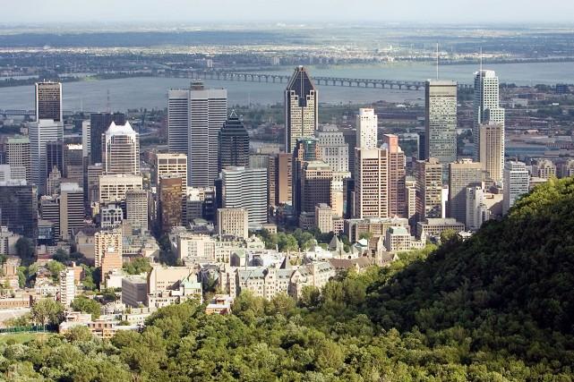 Le déclin de Montréal entraînera celui du Québec... (Archives La Presse)
