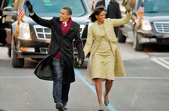 Le 29 avril, Barack Obama complétera ses 100 premiers jours à la... (Photo: Reuters)