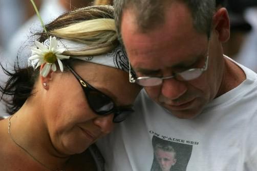 Les parents de Sébastien Lacasse... (Photo archives, La Presse)