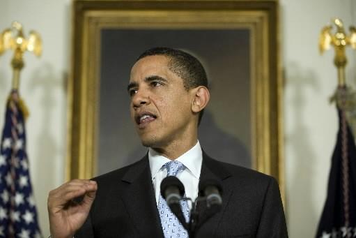 Le gouvernement du président américain Barack Obama a demandé au Congrès... (Photo: AFP)