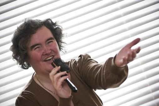 Susan Boyle... (Photo: AP)